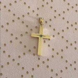 Jewelry - 14K Gold Cross
